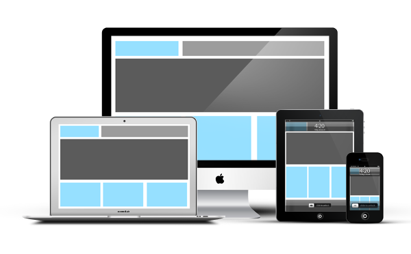 Responsive design DFG Web solutions