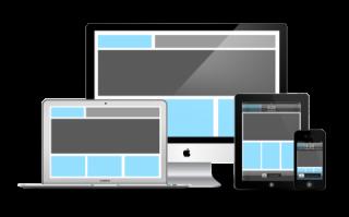 Responsive design DFG Web solutions